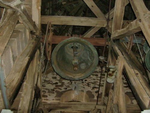 la cloche de St Bazile