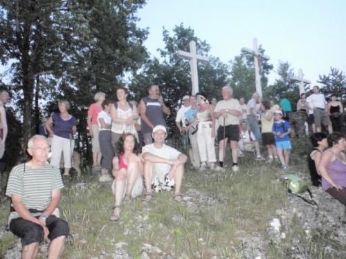 au sommet du Puy Turlau