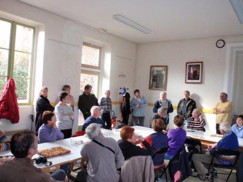 accueil municipal & associatif à St Bazile